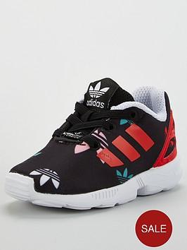 adidas-originals-zx-flux-el-infant-trainer-core-black