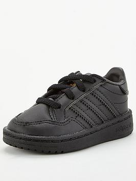adidas Originals Adidas Originals Novice El Infant Trainer - Core Black Picture