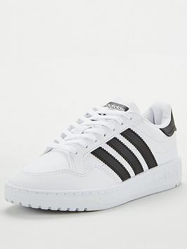 adidas Originals Adidas Originals Novice Junior Trainers - White Picture