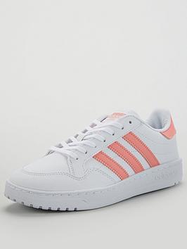 adidas Originals Adidas Originals Novice Junior Trainer - White Picture