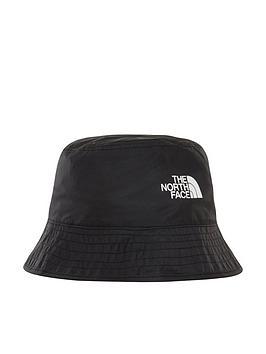 The North Face The North Face Sun Stash Bucket Hat - Black/Khaki Picture