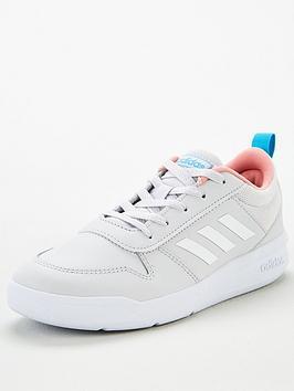 Adidas Adidas Tensaur Junior Trainers - Grey Picture