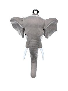 gisela-graham-elephant-wall-plaque