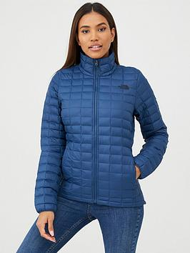 The North Face The North Face Thermoball&Trade; Eco Jacket - Navy Picture
