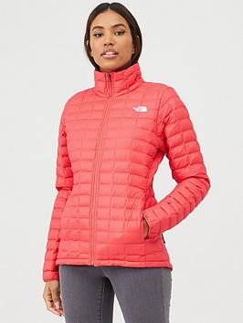The North Face The North Face Thermoball&Trade; Eco Jacket - Red Picture