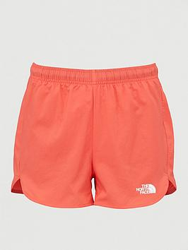 The North Face The North Face Active Trail Run Short - Red Picture