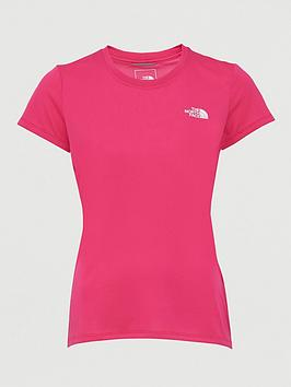 The North Face The North Face Reaxion Amp Crew T-Shirt - Pink Picture