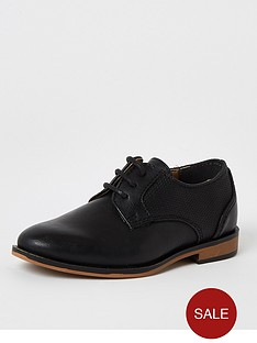 river-island-mini-boys-pointed-lace-up-shoes-black