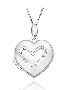 beaverbrooks-9ct-white-gold-diamond-heart-locket