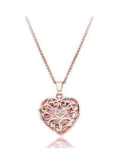 beaverbrooks-silver-rose-gold-plated-heart-locket-pendant