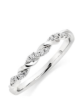 beaverbrooks-entwine-18ct-white-gold-diamond-twist-ring
