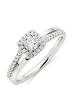 beaverbrooks-18ct-white-gold-diamond-halo-ring