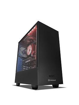 PC Specialist Pc Specialist Zen St Amd Ryzen 7, 16Gb Ram, 256Gb Ssd &Amp; 2Tb Hard Drive, 8Gb Nvidia Geforce Rtx 2070 Super Graphics, Gaming Desktop Pc - Black