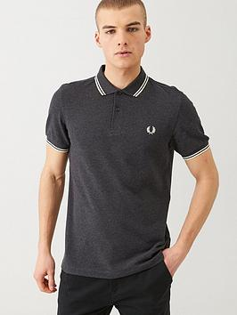 fred-perry-twin-tipped-polo-shirt-charcoal