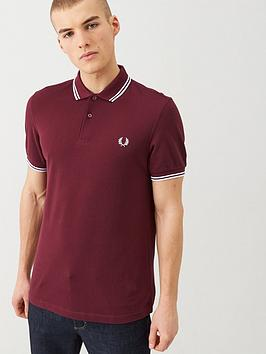 fred-perry-twin-tipped-mens-polo-shirt-claret