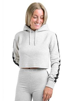 Pink Soda Pink Soda Congo Taped Hoodie - Grey Picture