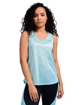 Pink Soda Pink Soda Lagoon Tape Tank Top - Mint Picture