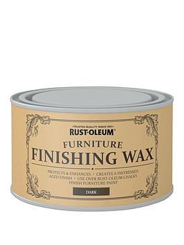 Rust-Oleum Rust-Oleum Furniture Finishing Dark Wax 400Ml Picture
