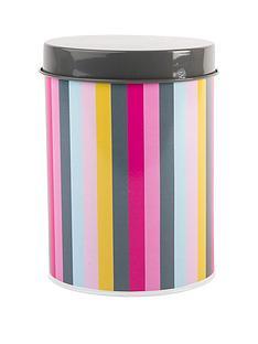 summerhouse-by-navigate-gardenia-canister-ndash-stripe