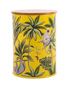 summerhouse-by-navigate-madagascar-canister-with-bamboo-lid-ndash-sloth