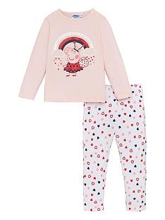 peppa-pig-girls-peppa-glitter-print-pyjamas-pink