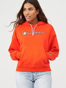 Champion Champion Hooded Sweatshirt - Red Picture