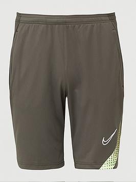 Nike Nike Academy Gx Shorts - Khaki Picture
