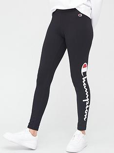 champion-branded-leggins-black