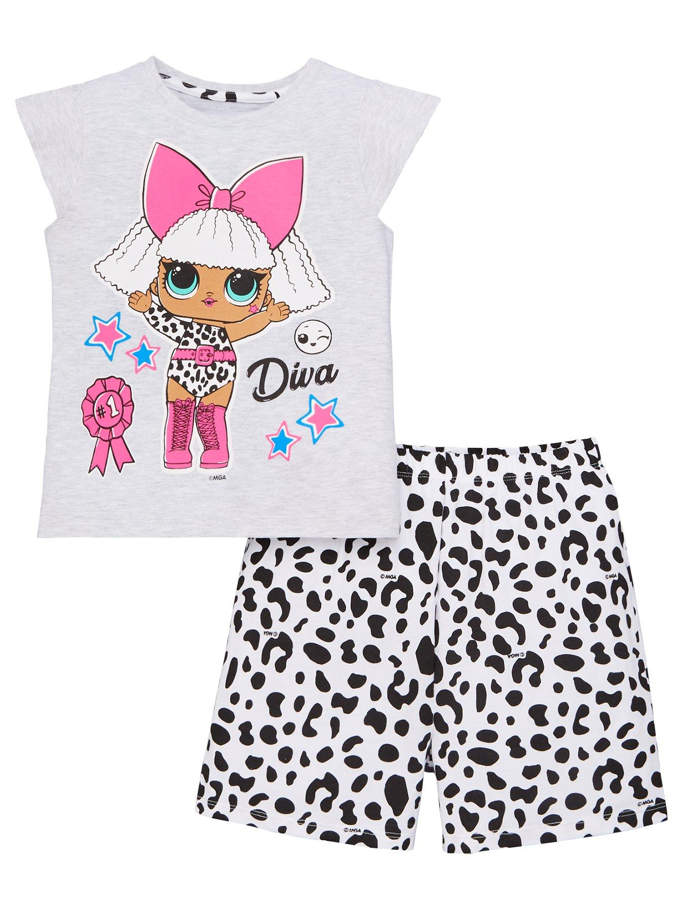 Pyjamas pink Piggy girl baby Pjs With Birthday T-shirt Personlised Ages 1,2,3