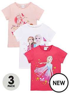 disney-frozen-girls-3-pack-t-shirts-multi