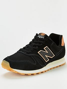 New Balance New Balance 373 Trainer - Black Picture