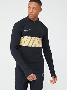 Nike Nike Academy Drill Top - Black Picture