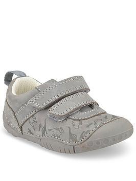 start-rite-baby-boys-roar-strap-shoes-grey