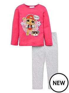 lol-surprise-girls-pyjamas-pink