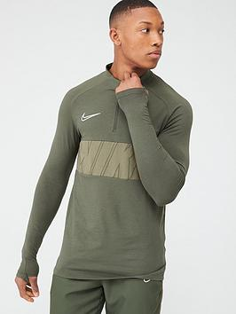Nike Nike Academy Drill Top - Khaki Picture