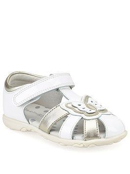 Start-Rite Start-Rite Girls Charm Sandals - White Picture