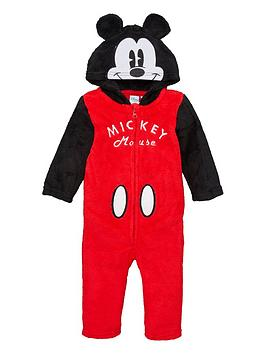 Mickey Mouse   Baby Boys All-In-One - Multi