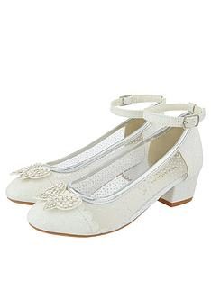 monsoon-girls-amelia-butterfly-princess-shoes-silver