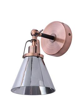 Very  Beaumont Cone Wall Light