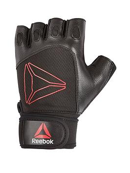 Reebok Reebok Lifting Gloves - Black, Red Picture