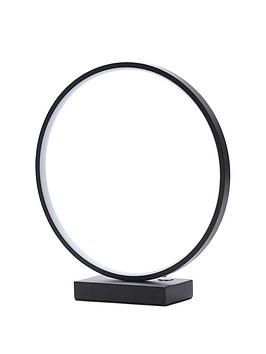 Very Oregon Led Table Lamp - Black Picture