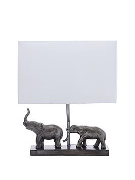 Very Elephant Table Lamp Picture