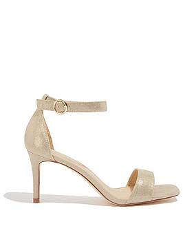 Oasis Oasis Estella Going Out Heel - Gold Picture