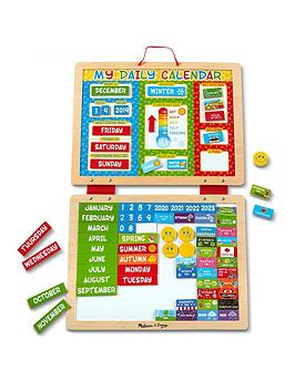 Melissa & Doug Melissa & Doug My First Daily Magnetic Calendar Picture