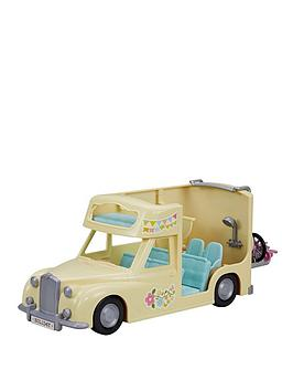 Sylvanian Families Sylvanian Families Family Campervan Picture