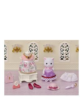 Sylvanian Families Sylvanian Families Sylvanian Families Fashion Playset  ... Picture