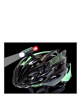 Awe    Rechargeable 150 Lumens Twin Led Helmet Light