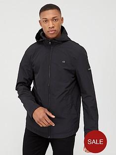 calvin-klein-jeans-crinkle-nylon-hooded-windcheater-black