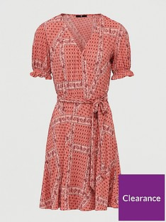 v-by-very-plisse-paisley-wrap-mini-dress-paisley-print