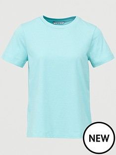 v-by-very-the-basic-crew-neck-tee-turquoisenbsp